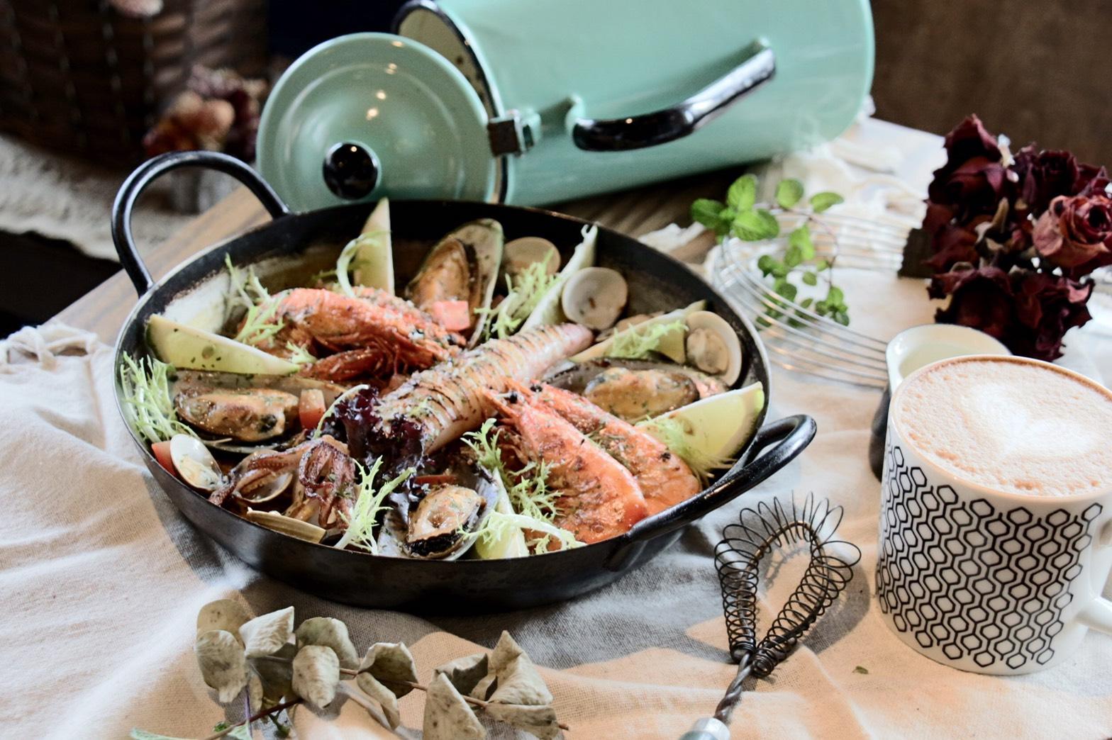 烤飯,paella
